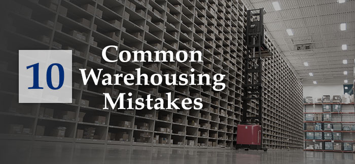 10 Common Warehousing Mistakes to Avoid This Year | Bastian
