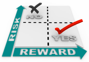 Risk Reward Chart: Evaluating Your Material Handling System Investment
